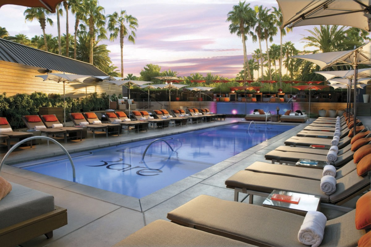 Developed the mirage hotel and casino resort gambling taxed